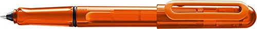 Orange Balloon Cartridge Rollerball Pen by (Lamy Plastic Pen)