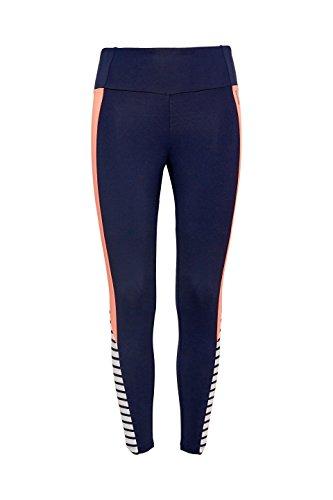 Blu Sportivi Pantaloni Esprit navy 400 Donna qt041