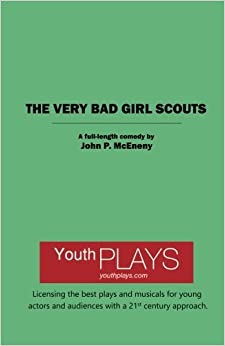 Book The Very Bad Girl Scouts