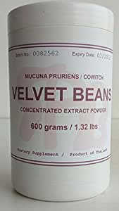 SPB Velvet Beans Concentrated Extract 600 Grams