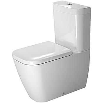 Duravit 2134090092 Toilet close-c. 630mm Happy D.2 white