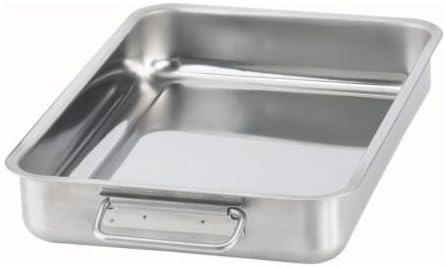 IKEA KONCIS - fuente de horno, de acero inoxidable - 34x24 ...
