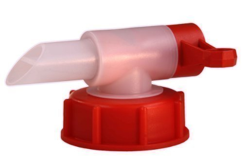 Sabeu Fluxx AH 23/51 hf valvola di rubinetto / valvola di dosaggio per contenitori da 5-30 litri 3378 (contenitore DIN 51) senza gorgoglio