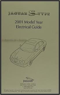 [SCHEMATICS_48IS]  2001 Jaguar S-Type Electrical Guide Wiring Diagram: Jaguar: Amazon.com:  Books | Wiring Diagram Jaguar S Type |  | Amazon.com