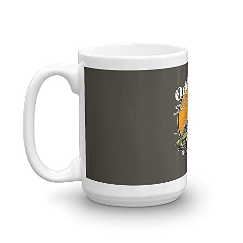 Oddball : Kelly's Heroes. 15 Oz Mugs Makes The Perfect Gift For Everyone. 15 Oz Ceramic Glossy Mugs Gift For Coffee Lover
