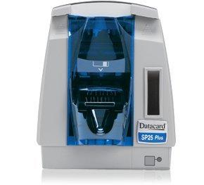 Datacard SP25 Plus - Impresora de tarjetas, color y ...
