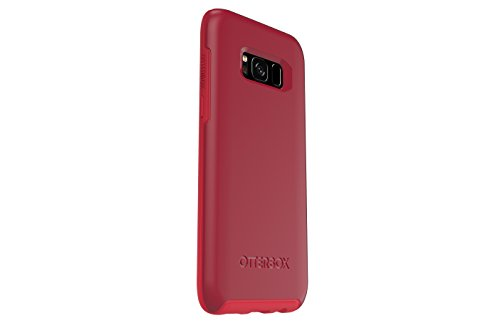OtterBox SYMMETRY SERIES for Samsung Galaxy S8  - ROSSO CORSA (FLAME RED/RACE RED)