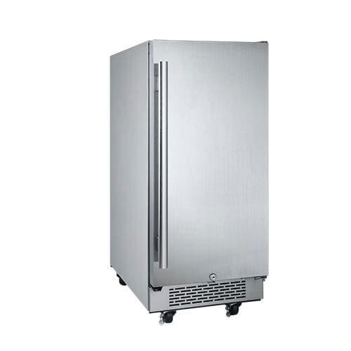 Avallon AFR151SSODRH 3.3 Cu Ft 15'' Outdoor Built-In Refrigerator - Right Hinge