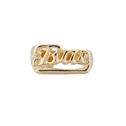 [Lux Accessories Goldtone