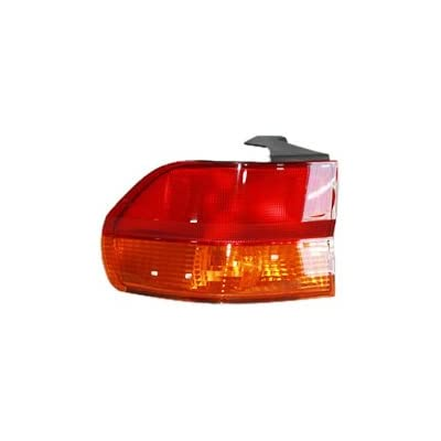 TYC 11-5978-90 Compatible with HONDA Odyssey Driver Side Replacement Tail Light Assembly: Automotive