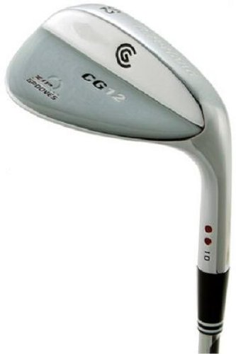 Amazon.com: Cleveland CG12 Chrome Wedge (Mens Right-Handed ...
