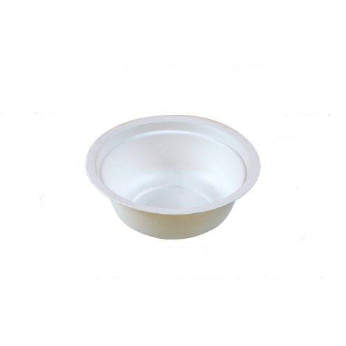 350ml Bowl (100 pcs e mold bowl 350ml L026B cute paper bowl eco durable disposable (japan import))