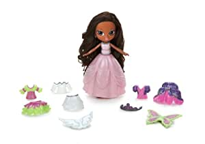 Amazon.com Bratz Kidz Dress Up With 15 Easy Snap On Dress Up Pieces Toys U0026 Games