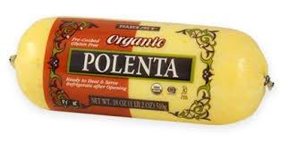 Trader Joe's Organic Polenta 18 Oz (Pack of 2)
