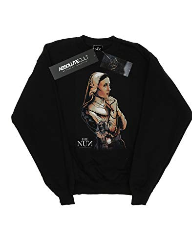 Cult Nun Sweat Noir Irene Sister shirt The Absolute Homme pFqwfFO