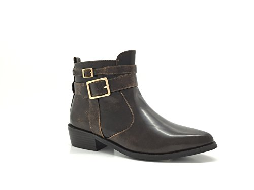 NANA Chelsea Brown CHIC Women's Boots q7OBTTvxw