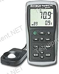 Extech LIGHT METER WITH MEMORY EASYVIEW 30 SERIES Product ID: EA33