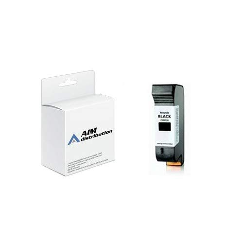 AIM Compatible Replacement for HP C8842A Versatile Black Inkjet - Generic - Microboards Print Factory