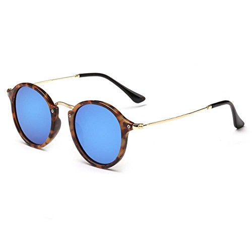 A-Roval Women Polarized Round Small Fashion Metal - Rb4105 601s