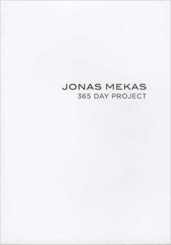 Livres audio téléchargeables gratuitement pour BlackBerry 365 day project : May 16 - June 20 PDF ePub iBook by Jonas Mekas