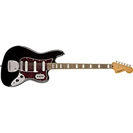 Squier by Fender Classic Vibe Bass VI – Laurel – Black