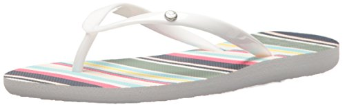 Flop Flop Portofino Sandalen Weiß Damen Mehrfarbig Flip RoxyPortofino Flip 5xSEqwH