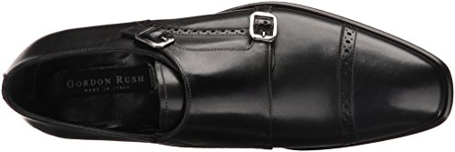 Gordon Rush - Hombre Brooks Slip-on Loafer, Negro
