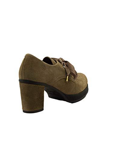 Zapato Yokono De Piel 006 Taupe AGATA 006 Piel 35 Beige Zapatos y 6e6716