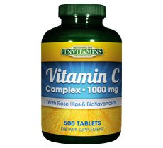 UPC 095234131453, Vitamin C Complex 1000 Mg - 500 Tablets