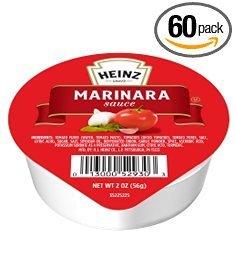 (Heinz, Dipping Marinara, 2.0 oz. Cup (60 count))