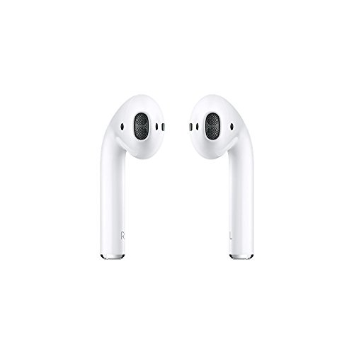 Apple Airpods Wireless Bluetooth Headset for iPhones with iOS 10 or Later White