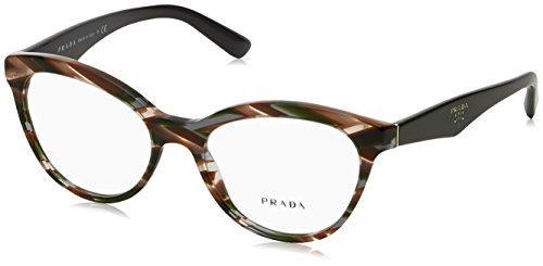 Prada Women's PR 11RV Eyeglasses (Prada Eyeglasses Frame)