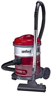 SANFORD VACUUM CLEANER 15 LITRE 1400 WATTS SF879VC