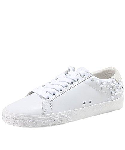 Chaussures Baskets Femme Formateur Blanc Dazed Footwear Ash vqwtxRa5O