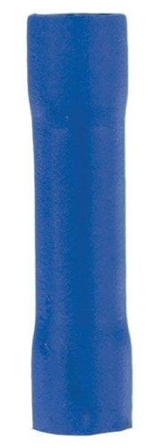 (Install Bay BVBC Vinyl Connector, Blue 16/14 Gauge (100-Bag))