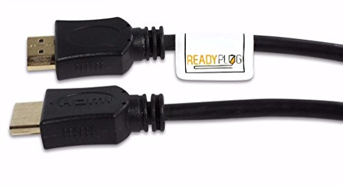 10ft ReadyPlug® HDMI Cable for Mitsubishi WD-73738 73-Inch