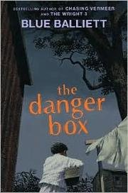 book cover of The Danger Box