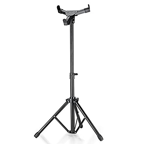 Neewer® Aluminum Alloy Extendable Adjustable Practice Drum Pad Three-legged Stand,19