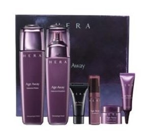 KOREAN COSMETICS, AmorePacific_ HERA, Age Away 2-piece set (Age Away Intensive Water 150ml & Age Away Intensive Emulsion 120m) [001KR] by HERA (Image #2)