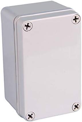 ScottDecor Nte Bornier /électronique dext/érieur /étanche en plastique 1 en 3 sorties 130 x 80 x 70 mm