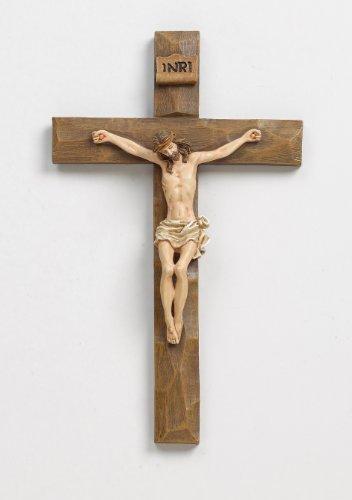 Crucifix Wall Cross - Roman 8
