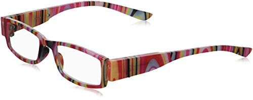 EVIDECO LED Reading Glasses with Light, LG Star Optic By Finess Power +2