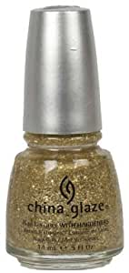 China Glaze Nail Polish, Blonde Bombshell 1048