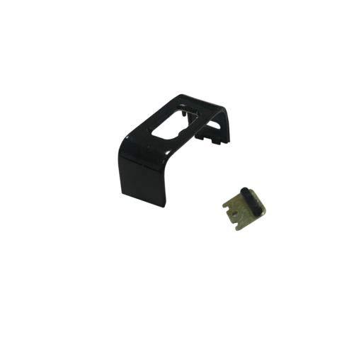 FidgetFidget Clip + ButtonReplacement Band Charging Clasp Fitbit Charge HR Black