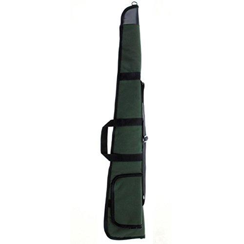 Croots S/Auto Grün Gewehrtasche, voller Länge Reißverschluss, Tasche, 132,1cm (+)
