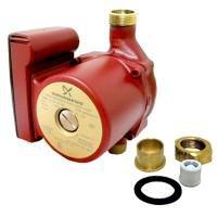 (Grundfos UP15-42BUC7 Bronze Circulator Pump w/ IFC, 3/4