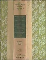 Reader's Digest Condensed Books: Summer 1952…