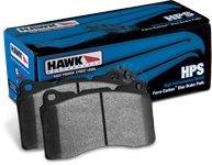 Hawk 97-06 Corvette (incl C5 Z06) HPS Street Front Brake (Z06 Front Brake)