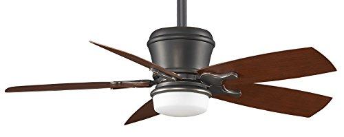 Fanimation bpw20cy narrow composite curved blade ceiling fan pro - Curved blade ceiling fan ...