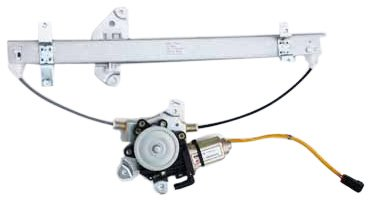 xima Front Driver Side Replacement Power Window Regulator Assembly with Motor (Nissan Maxima Power Window Regulator)